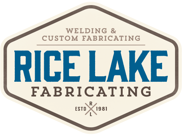 Rice Lake Fabricating Logo